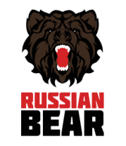 Женская майка борцовка Russian Bear