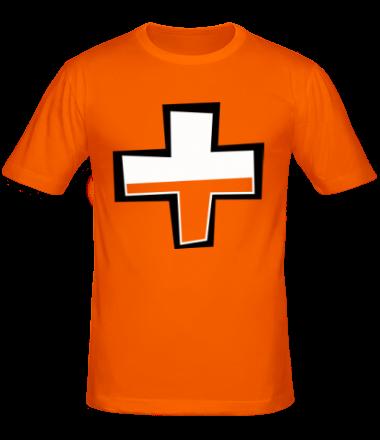 Мужская футболка  TF2 Health