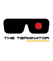 Женская майка борцовка The Terminator