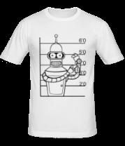 Мужская футболка  Bender