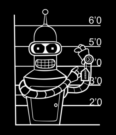 Женская майка борцовка Bender