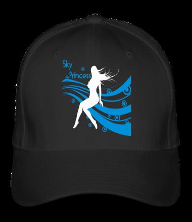 Бейсболка Sky princess