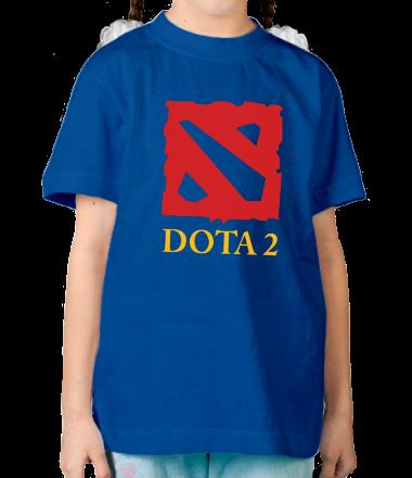 Детская футболка  DOTA 2