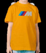 Детская футболка  BMW M