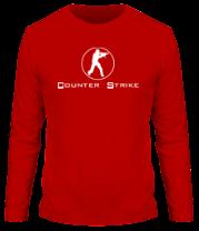 Мужская футболка с длинным рукавом Counter-Strike
