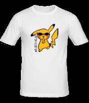 Мужская футболка  Pika Style