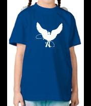 Детская футболка  Настоящий ангел