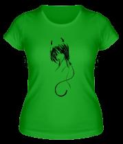 Женская футболка  Devil Girl