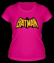 Женская футболка  Batman