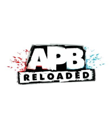 Мужская футболка  APB Reloaded-Logo