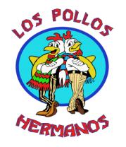 Детская футболка  Los Pollos Hermanos