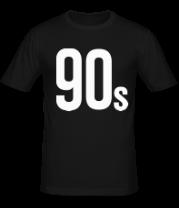 Мужская футболка  Old School 90s