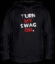 Толстовка Turn my Swag on