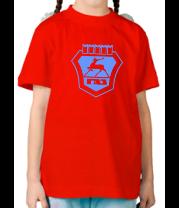 Детская футболка  ГАЗ