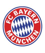 Мужская футболка с длинным рукавом ФК Бавария Мюнхен
