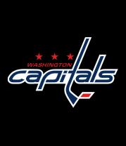 Толстовка без капюшона Washington Capitals