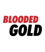 Женская футболка с длинным рукавом Blooded Gold