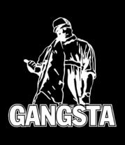 Женская майка борцовка Gangsta