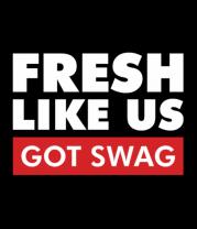Толстовка Fresh like US