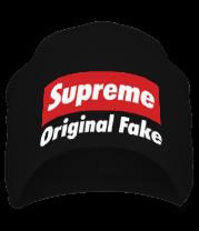 Шапка Supreme Original Fake