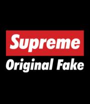 Мужская майка Supreme Original Fake