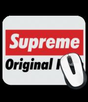 Коврик для мыши Supreme Original Fake