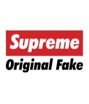 Женская футболка  Supreme Original Fake