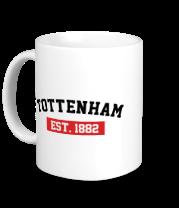 Кружка FC Tottenham Est. 1882