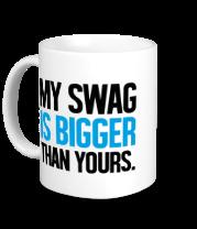 Кружка My Swag is Bigger