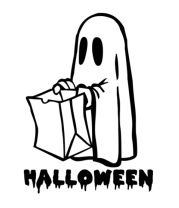 Толстовка без капюшона Хэллоуин