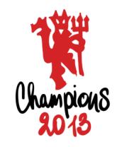 Толстовка Champions 2013