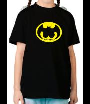Детская футболка  Batgirl