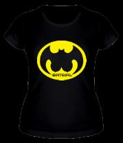 Женская футболка  Batgirl