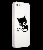 Чехол для iPhone Doom Kitty