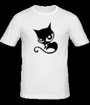 Мужская футболка  Doom Kitty