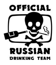 Толстовка Drinking Team