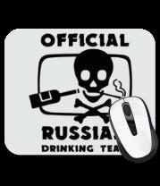 Коврик для мыши Drinking Team