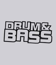 Толстовка Drum Bass