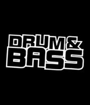 Толстовка без капюшона Drum Bass