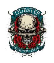 Кружка Dubstep-череп