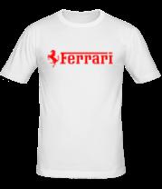 Мужская футболка  Ferrari