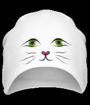 Шапка Я кошка