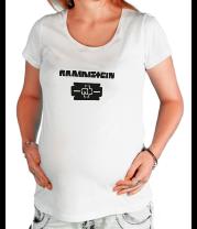 Футболка для беременных Ramstein