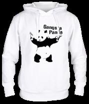 Толстовка Gangsta Panda