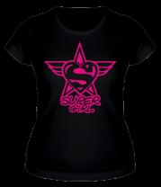 Женская футболка  Super Girl