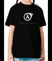 Детская футболка  Half Life 2