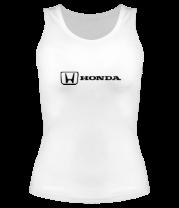 Женская майка борцовка Honda