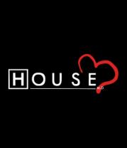 Мужская майка House Love