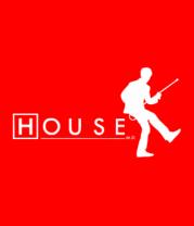 Детская футболка  House MD