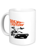 Кружка Back to the future